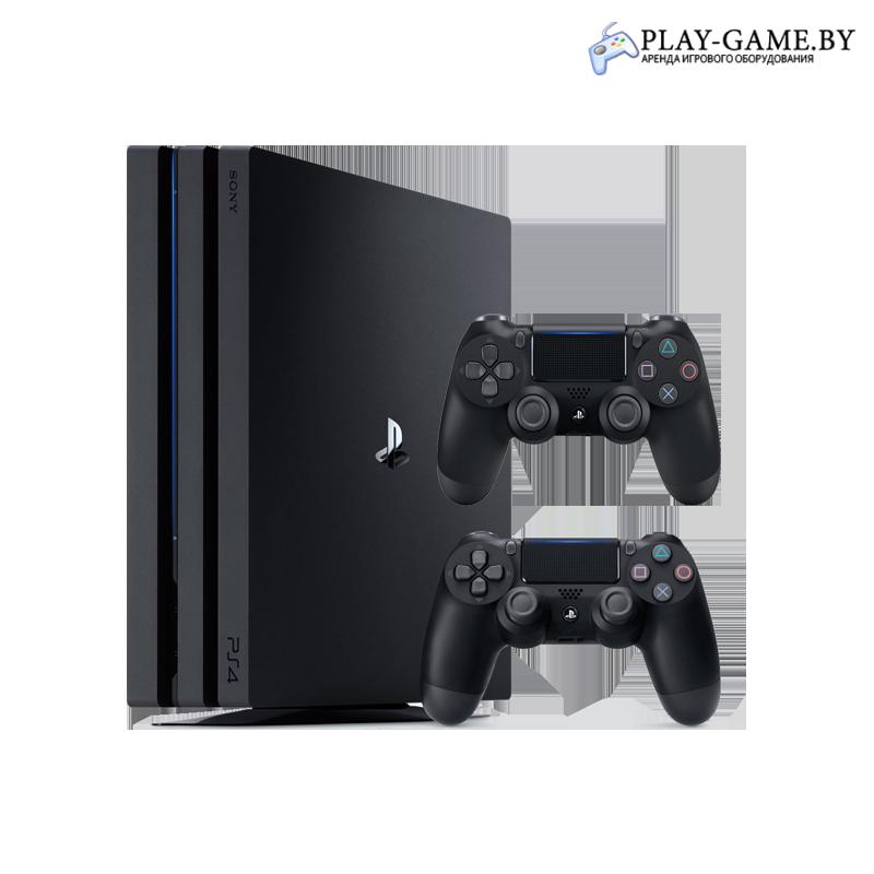 Прокат Sony Playstation 4 Pro